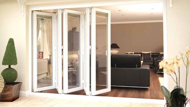Bi-Folding Doors for Home or Office
