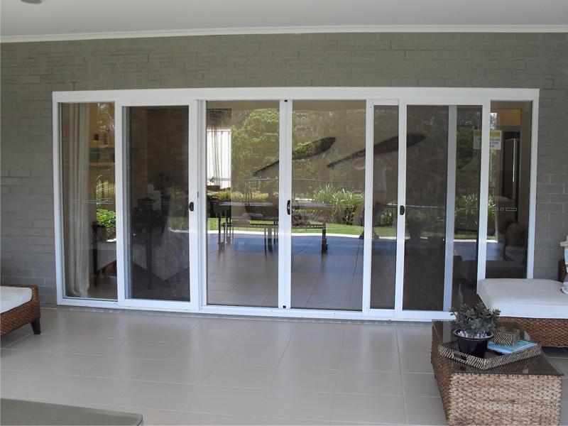 stacker doors