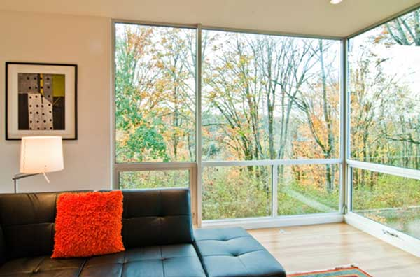 aluminium windows doors advantages