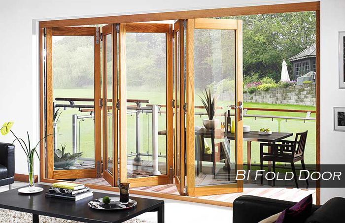 bi-fold doors advantages