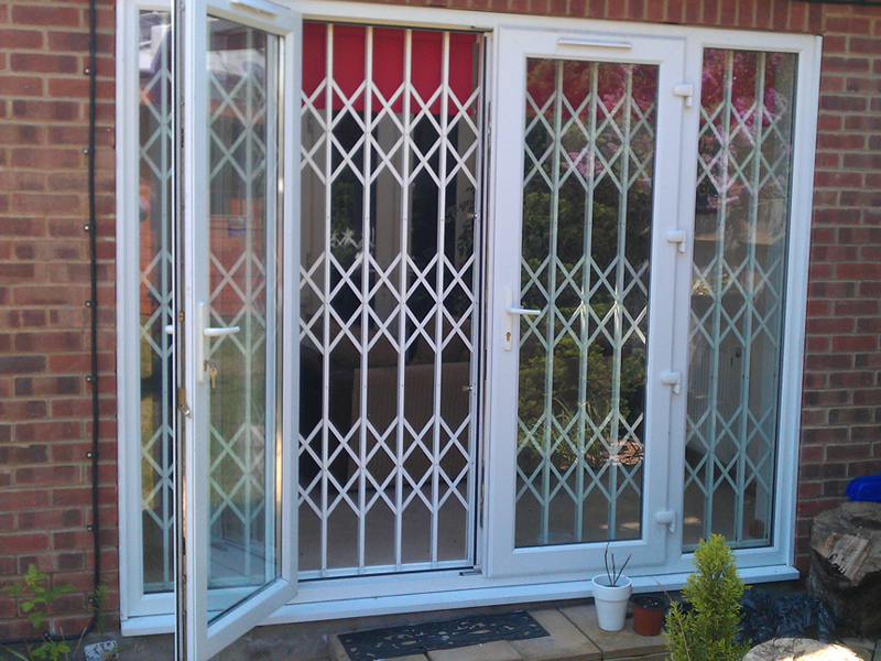 safety doors and grills