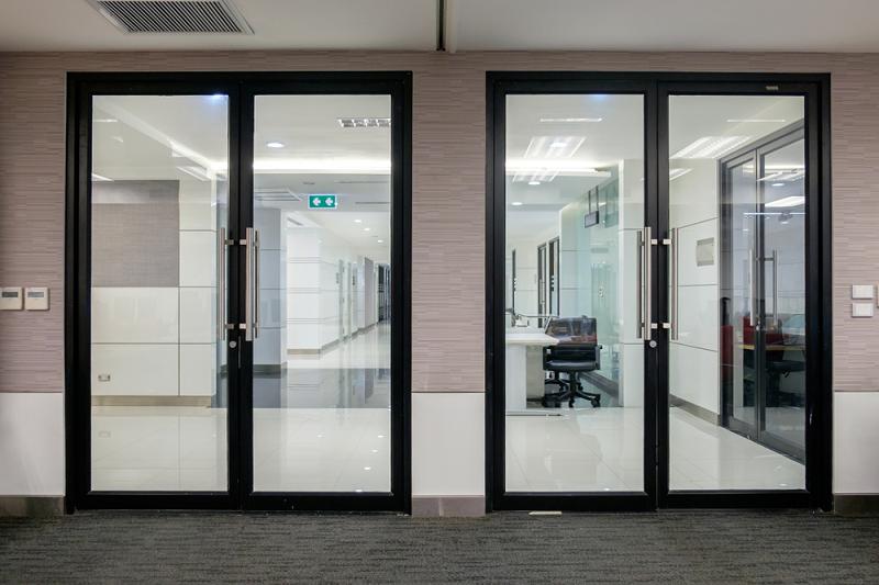 Door Commercial Building